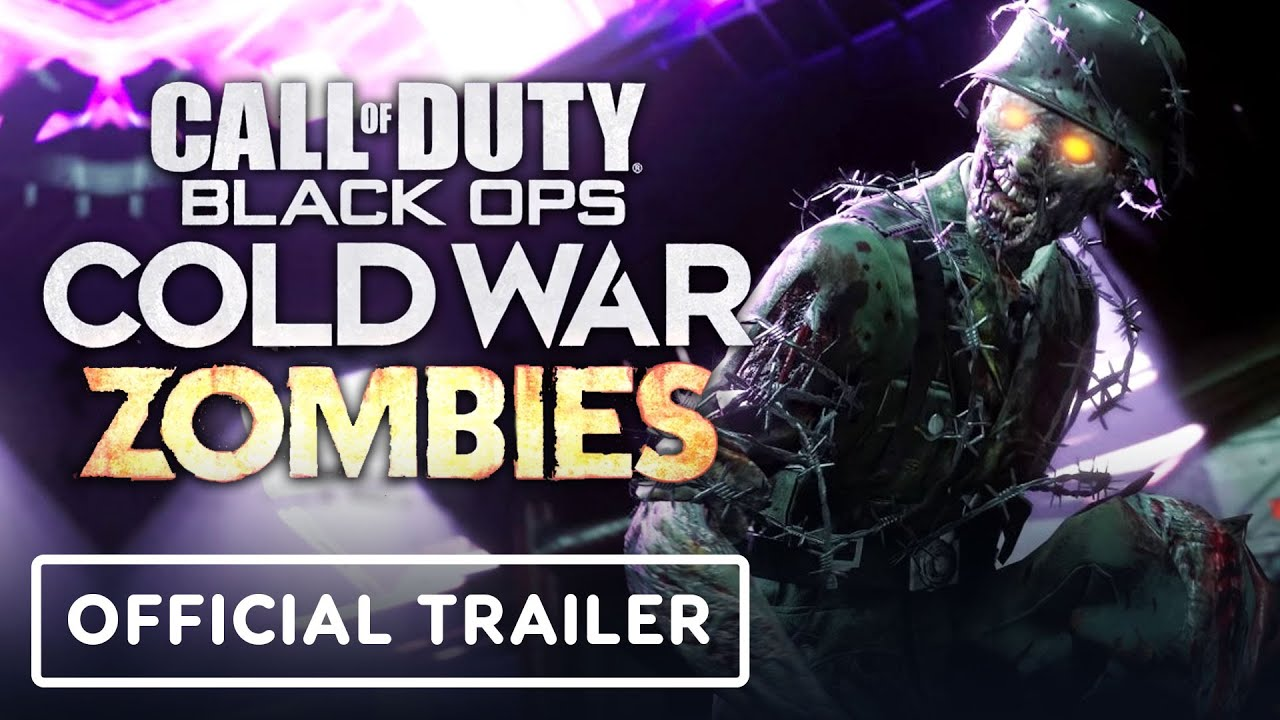 Call Of Duty Black Ops Cold War Zombies Official Reveal Trailer Personal Gamers