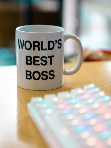 good boss is beneficial