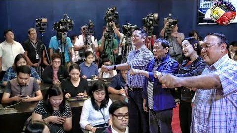 Malacañang Press Corps Press Briefing