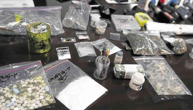 4 nabbed in Koronadal drug-bust