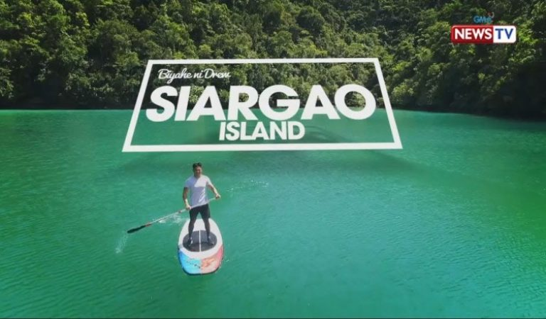 Experience paradise in Siargao Island