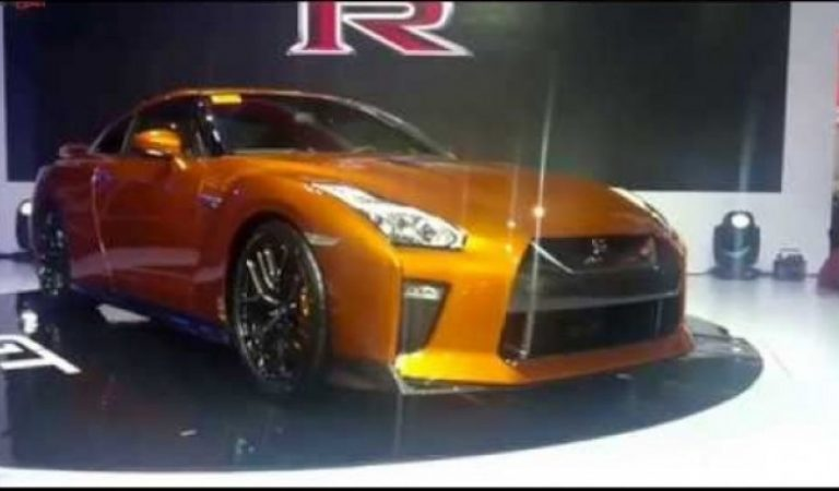 Nissan GT R First Impression @ PIMS 2016