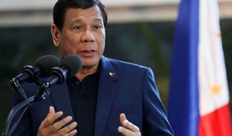 80% of Filipinos trust, approve of Duterte's performance