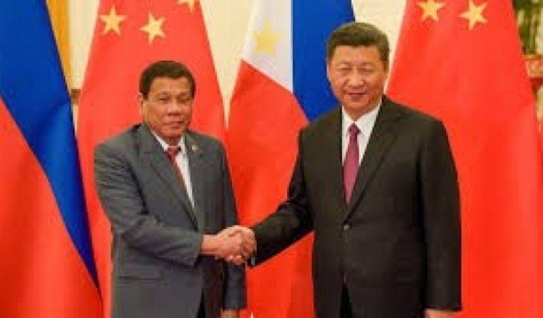 President Duterte: Philippines, China 'sovereign equals'