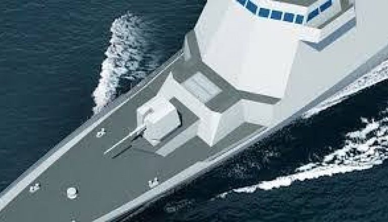 Design review of 2 frigates to undergo technical inspection