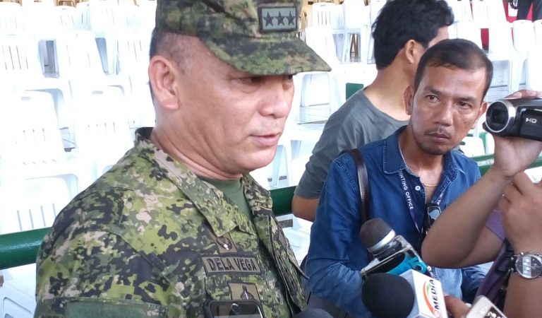 Army fetes troops, cops killed in Marawi conflict