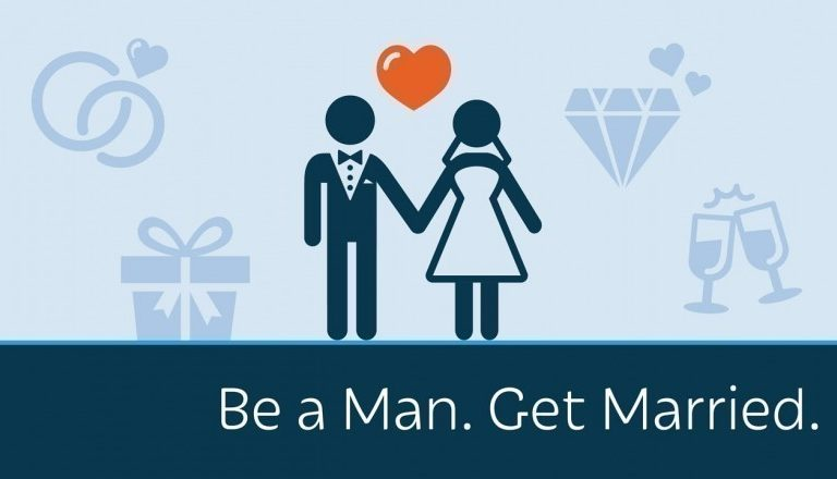 Advantages of Married Life for Men