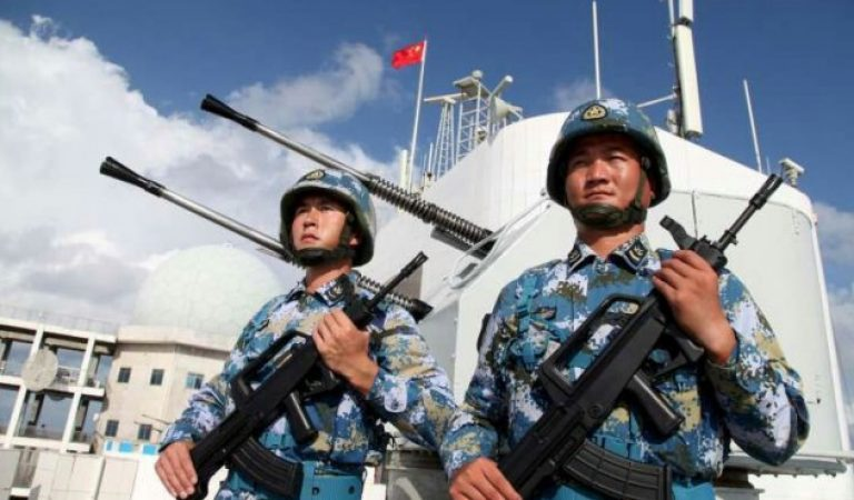 Another Philippine Territory controlled by China?!