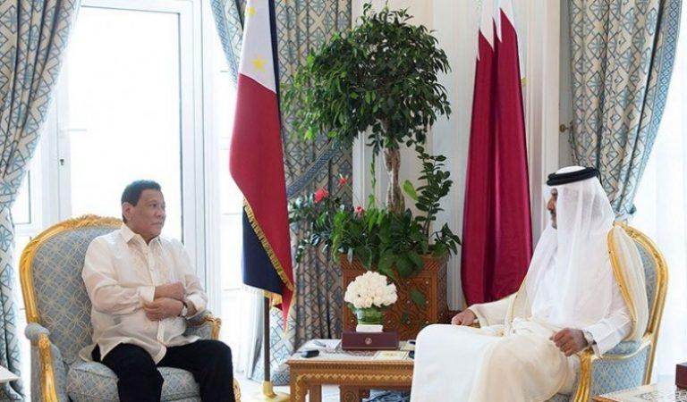 DFA: Qatar gov't to help put up new PH school in the Gulf state