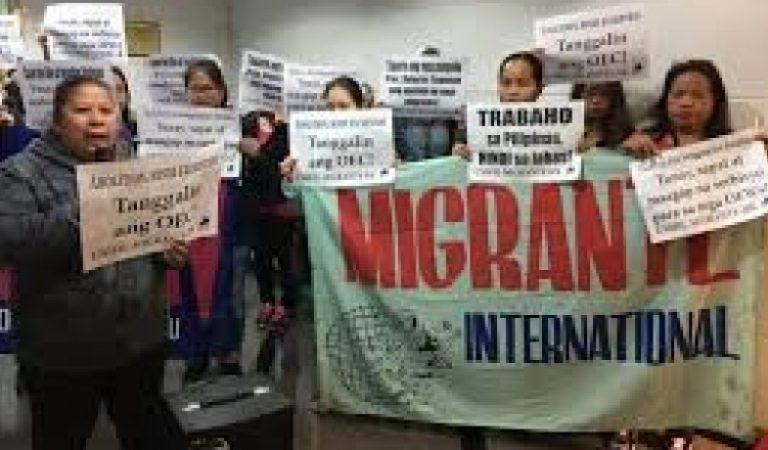 Gov't urges Filipinos in Syria to remain vigilant