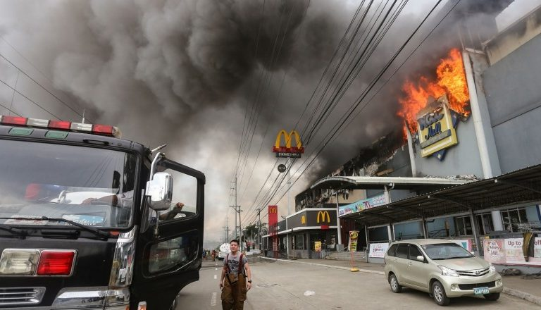 Brave SSI team leader recounts tragic Davao mall fire