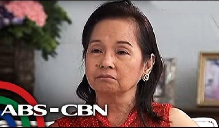 Congresswoman Gloria Arroyo: 'To prosecute political enemies, that must stop!'