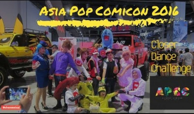 Cosplay Edition – Closer Dance Challenge