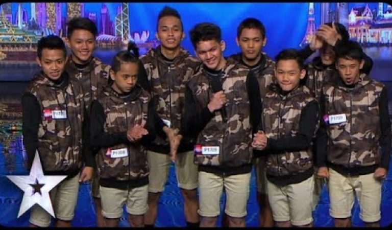 Dance Troupe Junior New System Opens Show With A Bang