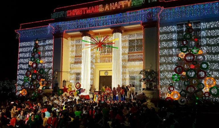 Davao City prepares for Candy Land theme of 'Pasko Fiesta'