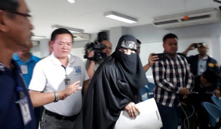 DOJ starts probe on rebellion raps vs woman inciting terrorism online