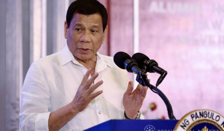 Duterte orders PNP, other agencies to rejoin drug war