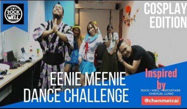 Eenie Meenie Dance Challenge Cosplay Edition – Halloween 2016