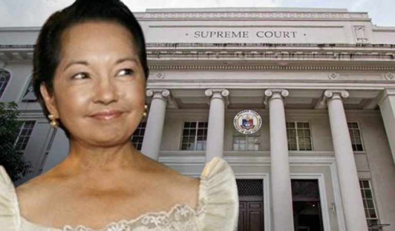 Former President Gloria Arroyo acquitted by the Supreme Court