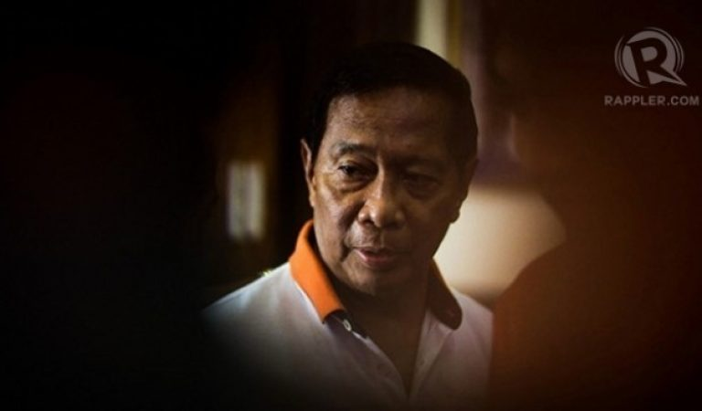 Former VP Binay faces criminal charges over the overpriced Makati building