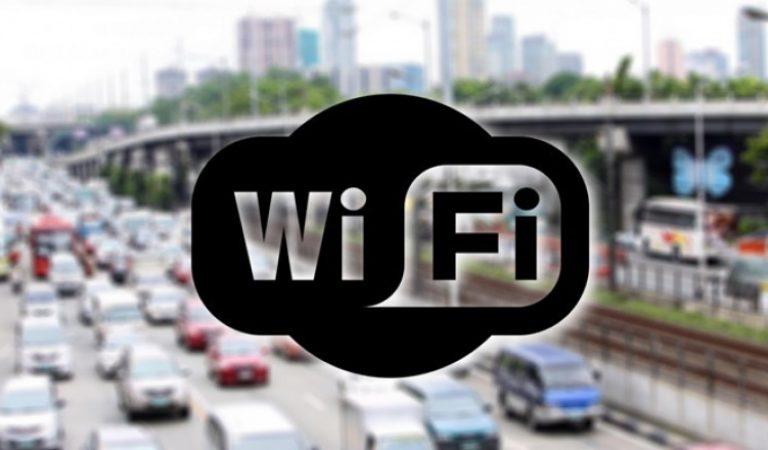 Free Wi-Fi in EDSA
