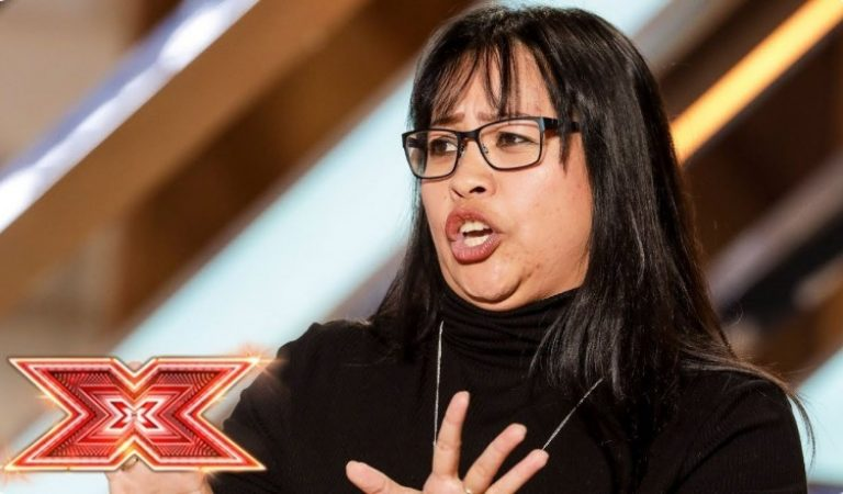 Gaga Lord's audition in XFactor UK