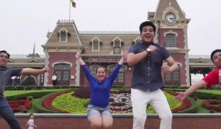 Happily Ever After Promo Winner Goes to Hongkong Disneyland
