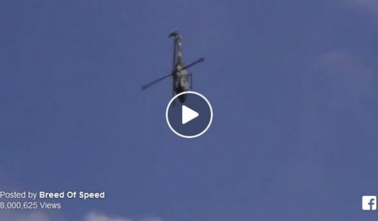 Helicopter Move's Amazing