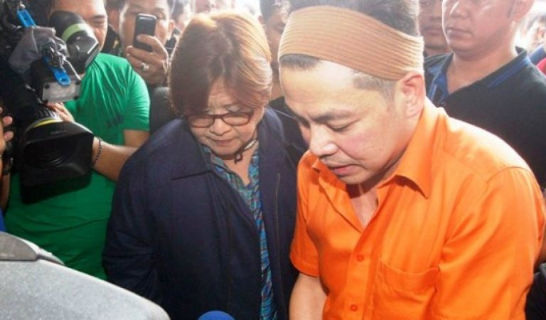 High-Profile inmate Colangco to testify vs. Sen. De Lima
