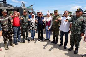 Balikatan improved AFP ability to counter terror threats: Galvez
