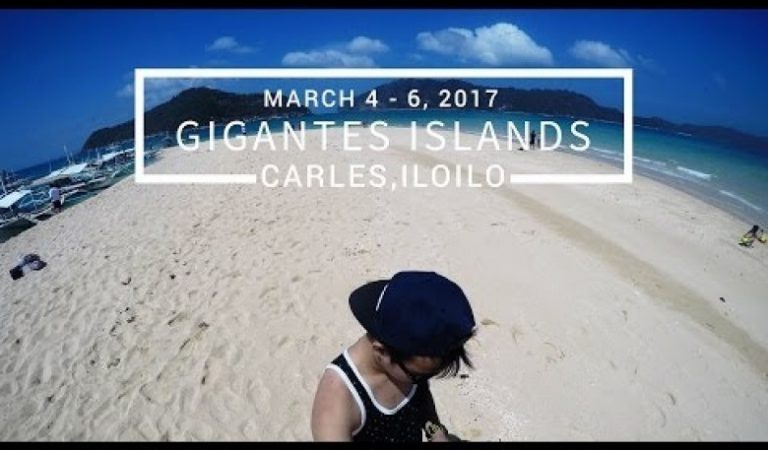 'Isla de Gigantes' is one of the most visited islands in the Philippines