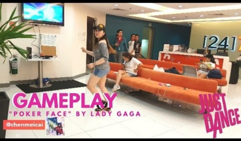 Just Dance Philippines 2016 – Chai Chen Poker Face Lady Gaga [HARD]