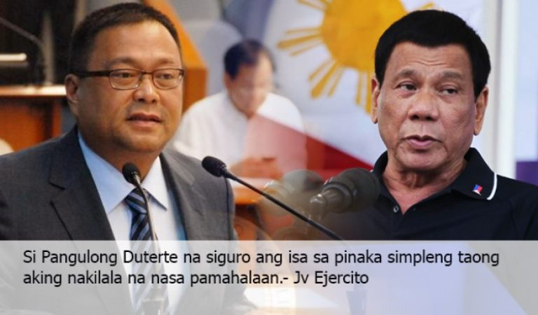 JV Ejercito lauds signing into law of free higher education for all as landmark legislation