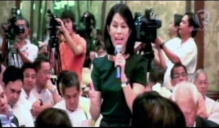 Manny V. Pangilinan reactions over Gina Lopez's DENR appointment