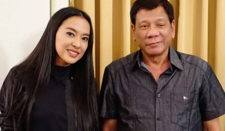 Mocha Uson scored an exclusive interview with president-elect Rody Duterte!