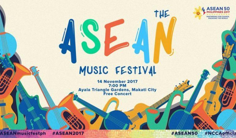 Music festival celebrates ASEAN identity, artistic wealth