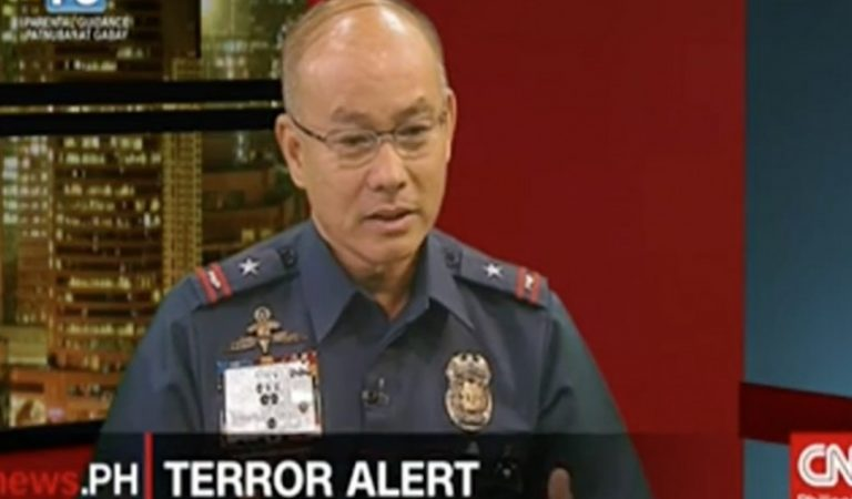 NCRPO Chief Albayalde: 'There is no reason for the public to panic'