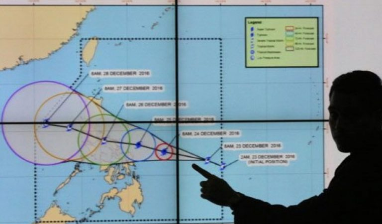 NDRRMC: 'Blue Alert' for the Tropical Storm #NinaPH