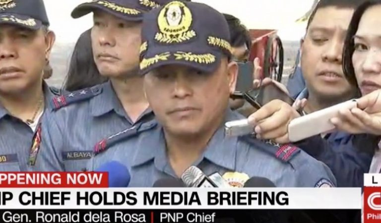 PNP Chief Dela Rosa: I will do everything to clean PNP's ranks