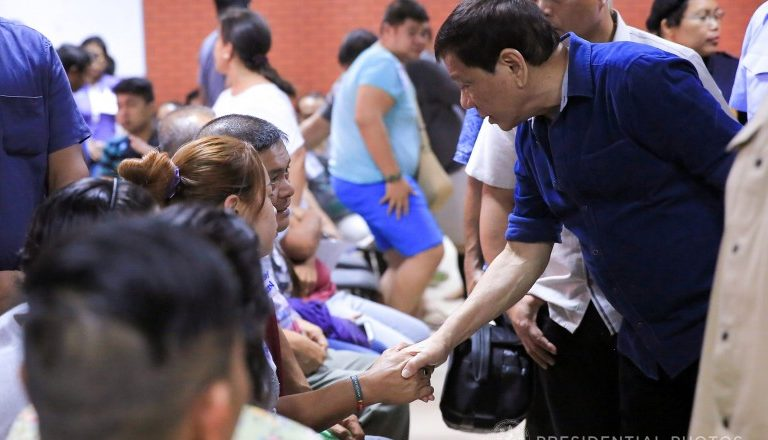 Pres. Duterte assures thorough probe into Davao City mall blaze