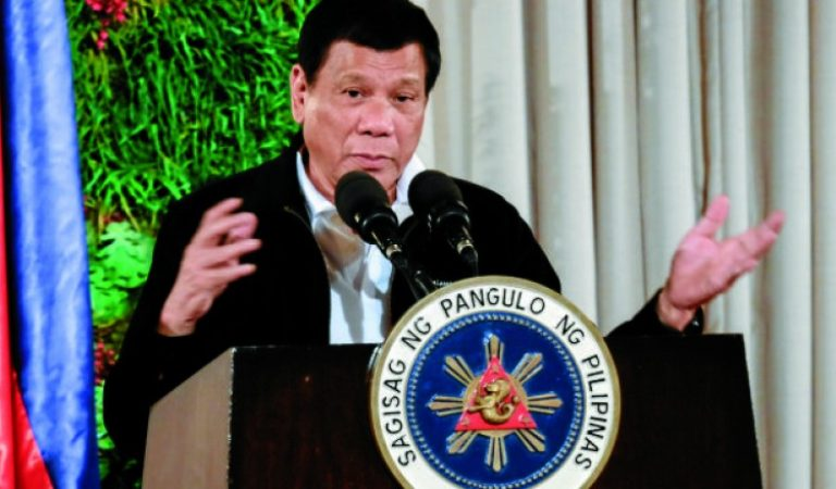 Pres. Duterte: I'll do everything to protect the next generation