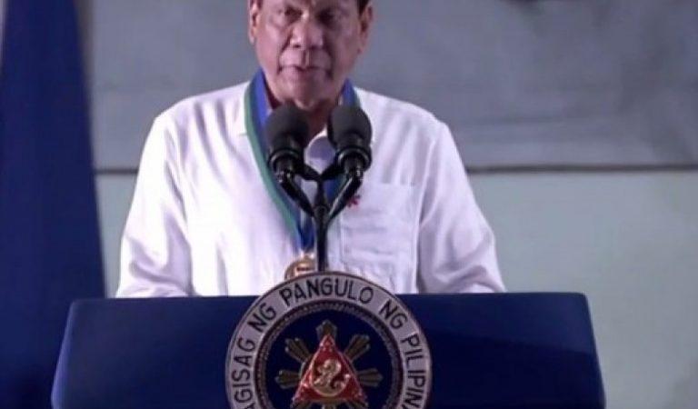 President Duterte leads PSG change of command ceremony
