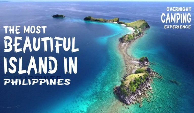 The most beautiful island in the Philippines!