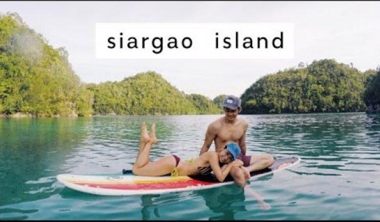 #TravelPhilippines: Kryz Uy visits SIARGAO!