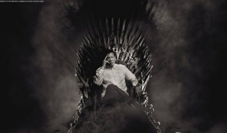 Who will sit on the Iron Throne?