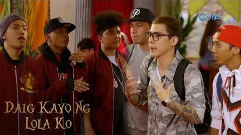 Daig Kayo Ng Lola Ko: Rap battle against The Bulldogs (Ex Battalion)