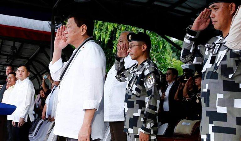 PSG Change of Command Ceremony