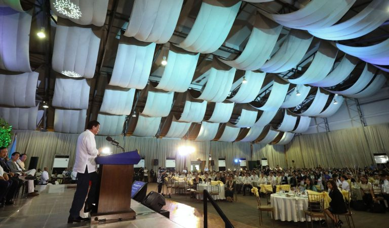 Pres. Duterte at 117th Founding Anniversary of the OSG [IN PHOTOS]