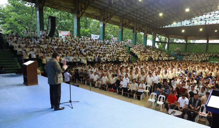 Oath-taking of Newly-Elected Brgy. Chairpersons in Region IX [IN PHOTOS]