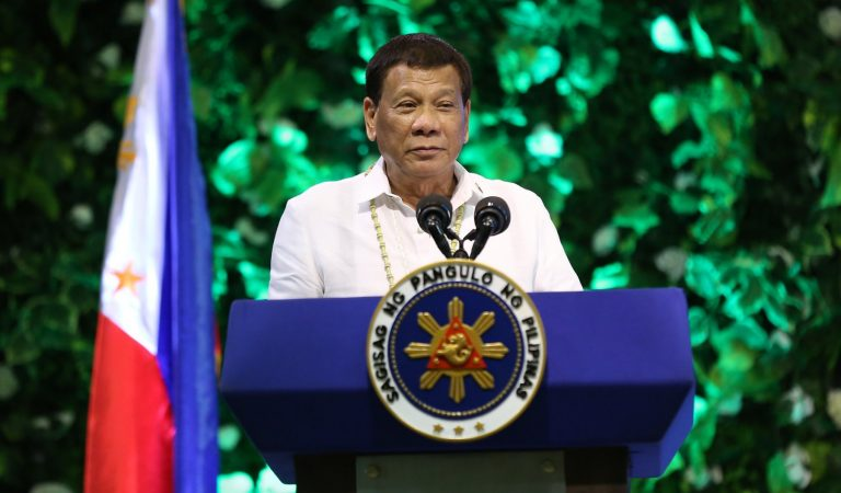 Pres. Duterte at the National MSME Summit 2018 [IN PHOTOS]